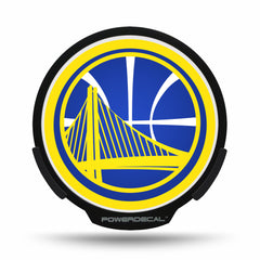 Golden State Warriors POWERDECAL® + Lens