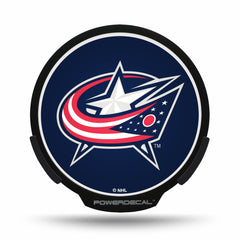 Columbus Blue Jackets POWERDECAL® + Lens