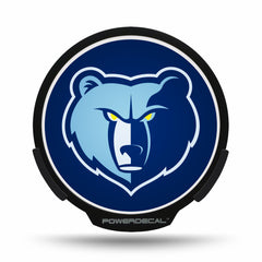 Memphis Grizzlies POWERDECAL® + Lens