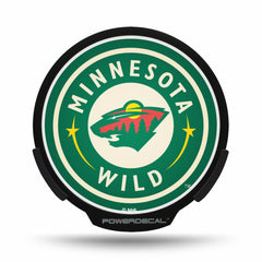Minnesota Wild POWERDECAL® + Lens