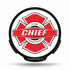 Fire Chief POWERDECAL® + Lens