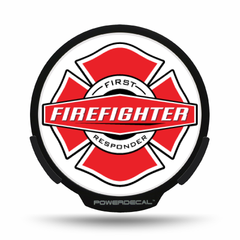 Firefighter POWERDECAL® + Lens