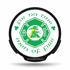 Irish Firefighter POWERDECAL® + Lens