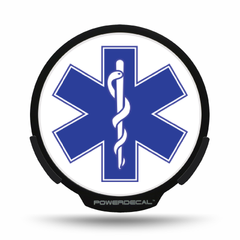 Star of Life POWERDECAL® + Lens