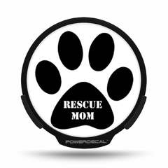 Rescue Mom POWERDECAL® + Lens