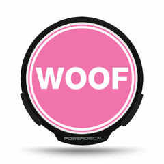 Woof POWERDECAL® + Lens