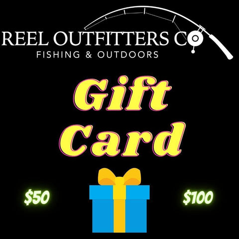 Reel Outfitters Co Digital Gift Card