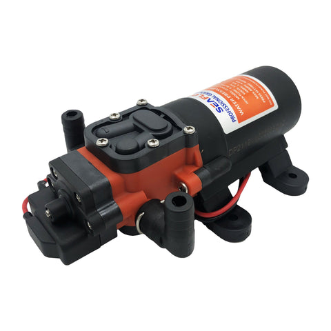 SEAFLO 12v Water Pump 21 Series 3.8LPM - RV | Caravan | Boat