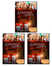 Load image into Gallery viewer, Christmas Grace - DVD 3-Pack