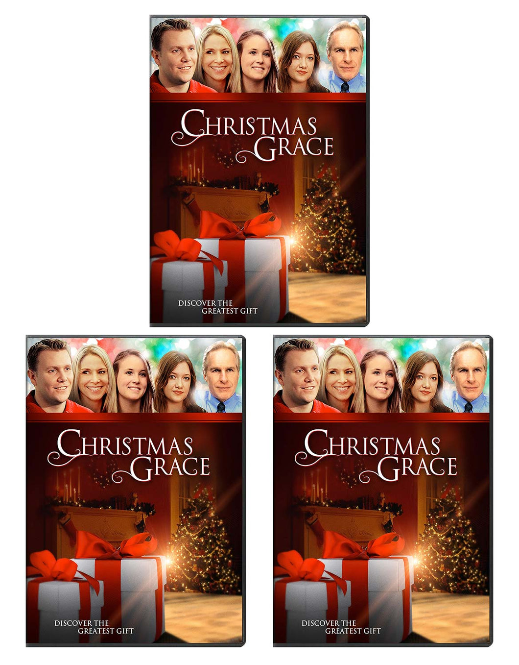 Christmas Grace - DVD 3-Pack