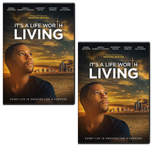 Load image into Gallery viewer, It's A Life Worth Living - DVD 2-Pack