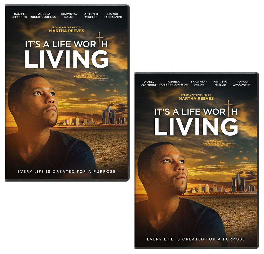 It's A Life Worth Living - DVD 2-Pack
