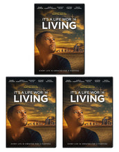 Load image into Gallery viewer, It's A Life Worth Living - DVD 3-Pack
