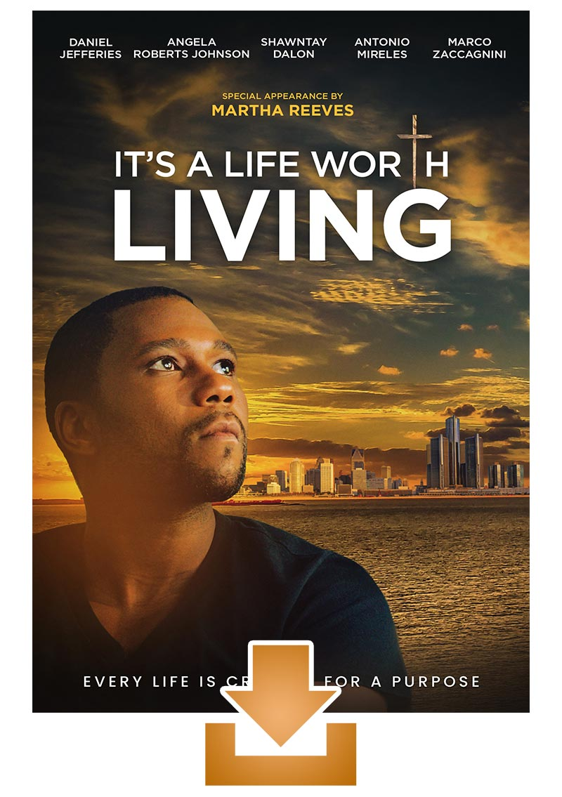 It's A Life Worth Living - Digital Copy