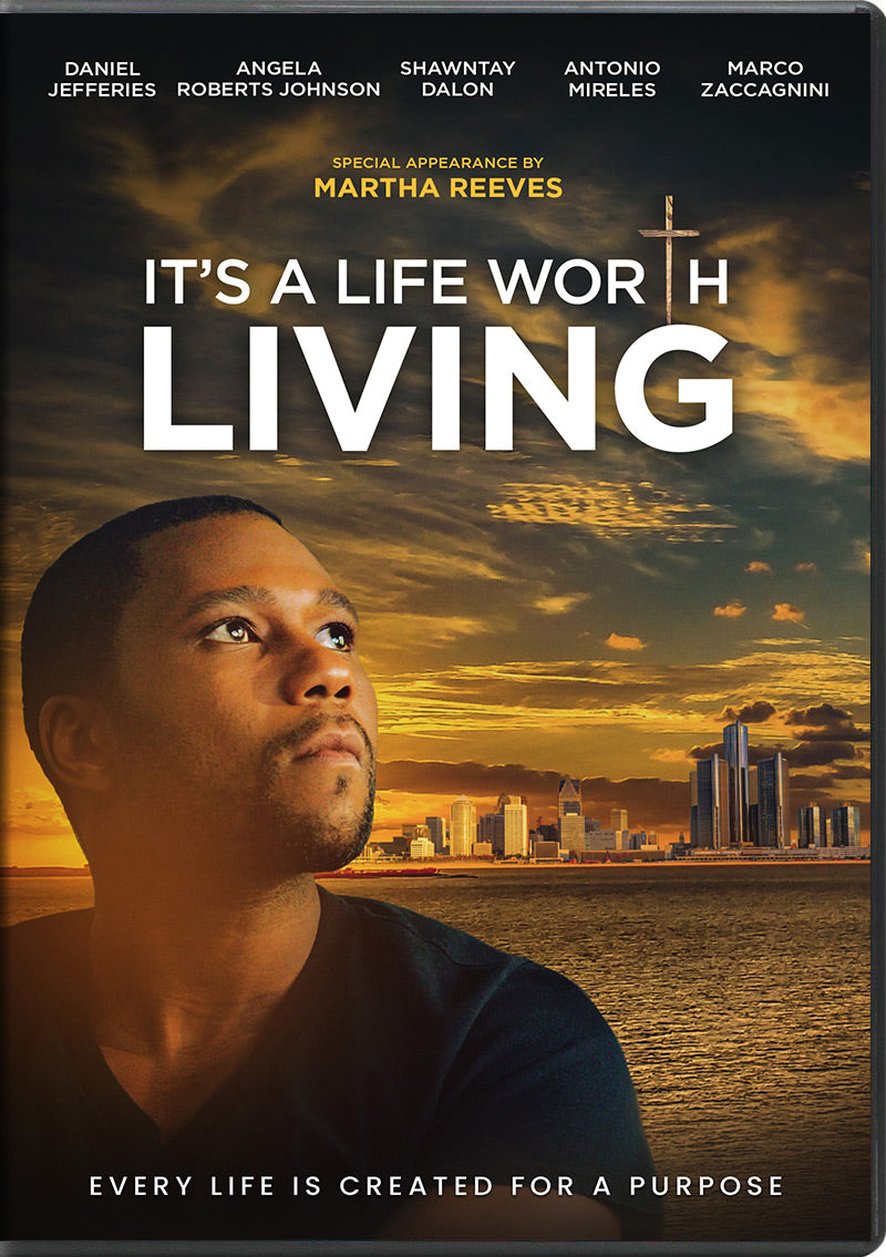 It's A Life Worth Living - DVD
