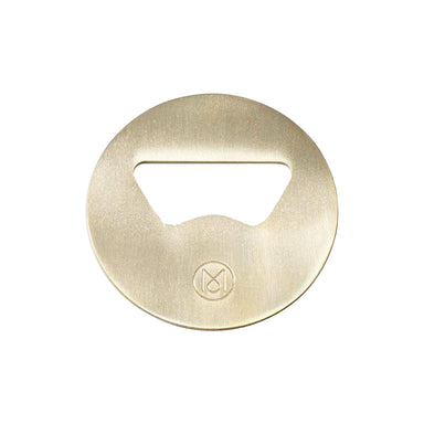 Monocle Monocle Brass Bottle Opener