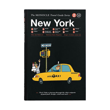 Monocle Monocle Travel Guide to New York