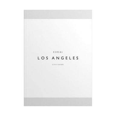 Cereal Magazine Cereal City Guide: Los Angeles