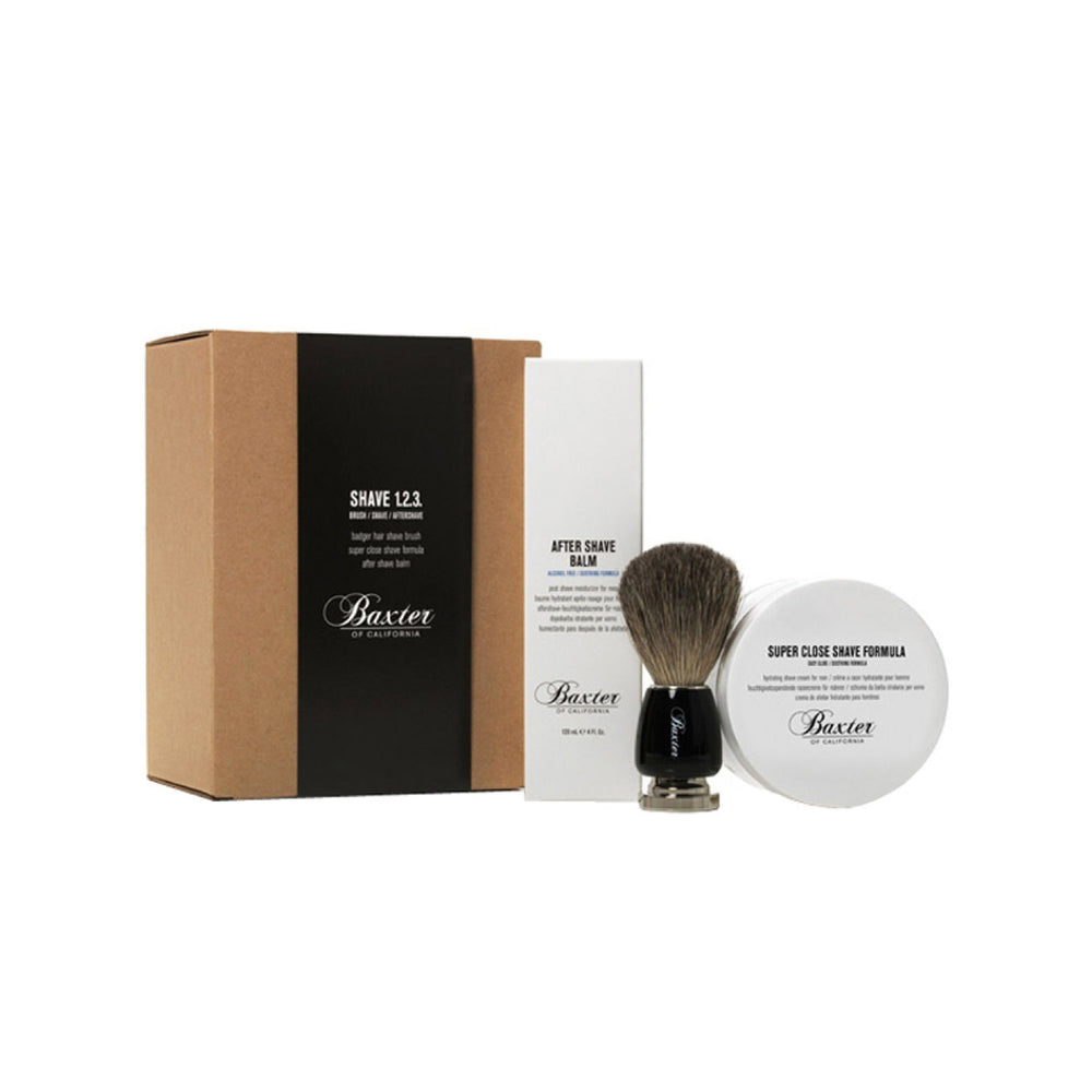 Baxter - Shavers Skincare Kit