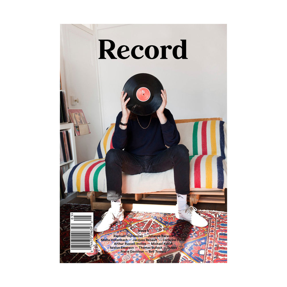 Record Culture Magazine Record Culture Magazine Volume 05