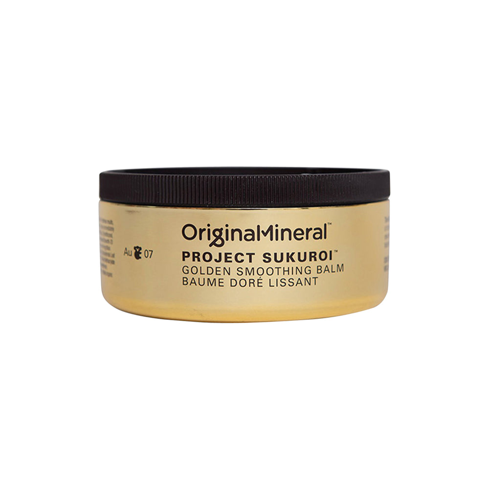 O&M - Project Sukuroi Gold Smoothing Balm 100g