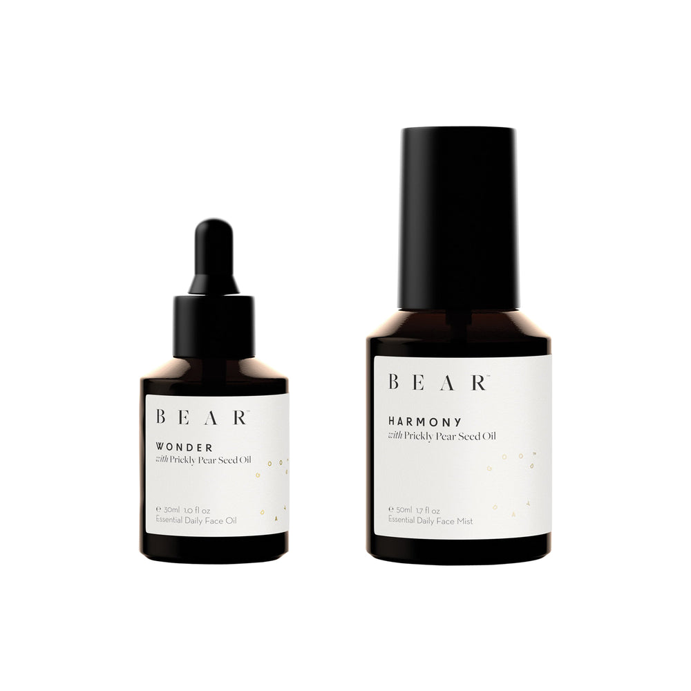 Bear - Radiance Duet Essential Daily Face Oil and Mist