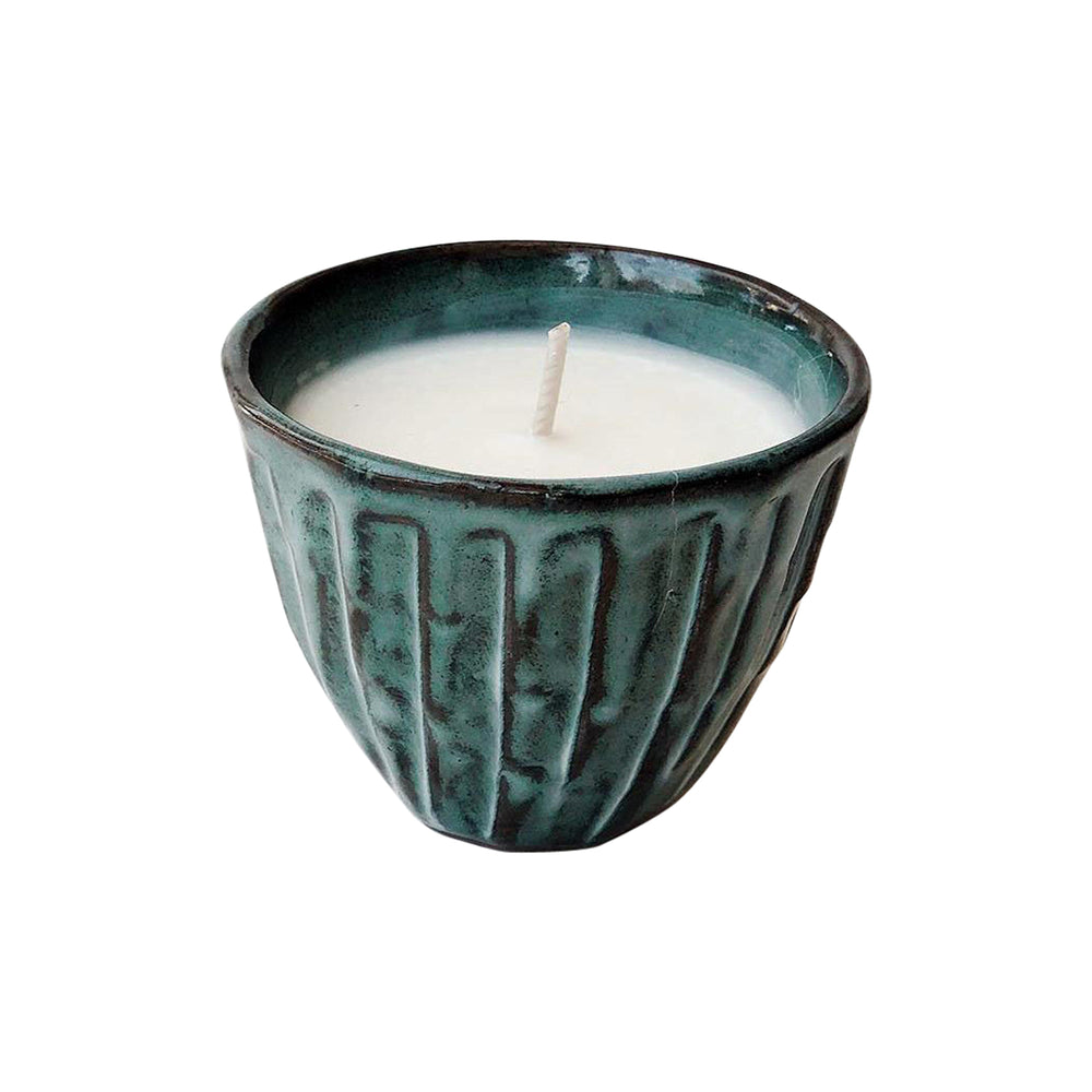 Japanese Kesha Candle Charcoal