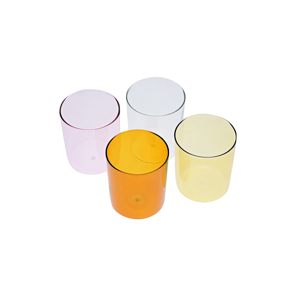 Maison Balzac - J'AI SOIF DRINKING GLASSES (SET OF FOUR)