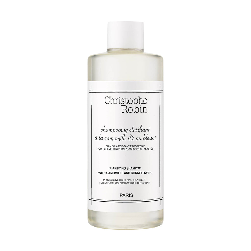 Christophe Robin - Clarifying Shampoo With Camomile & Cornflower