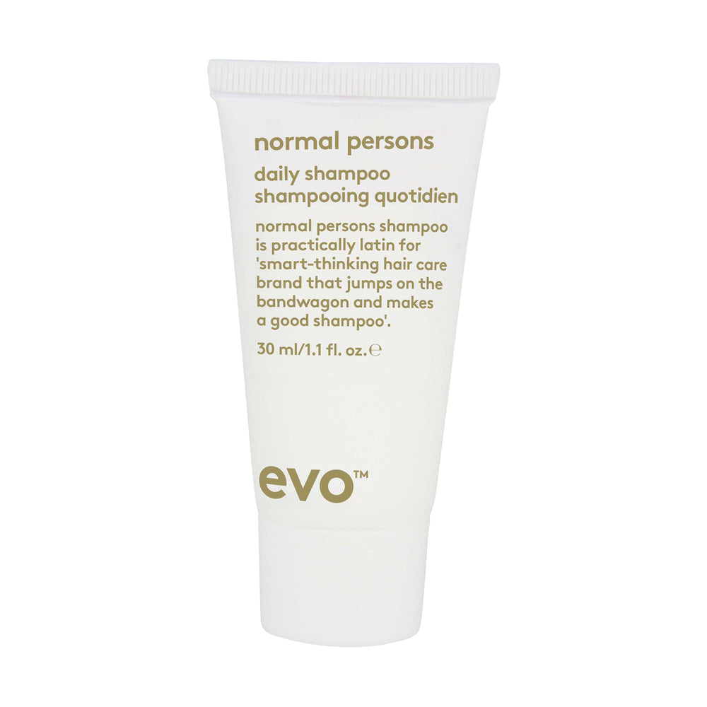normal persons daily shampoo 30ml