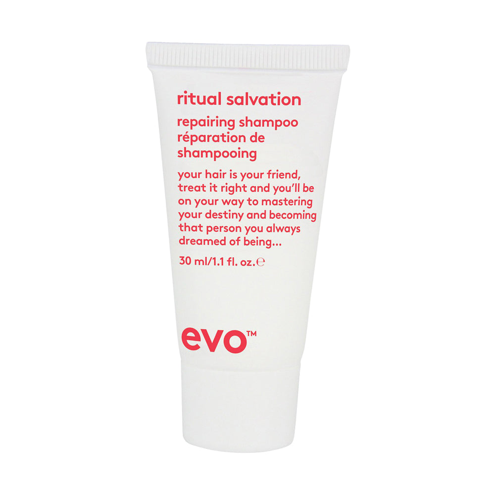 evo - ritual salvation repairing shampoo 30ml