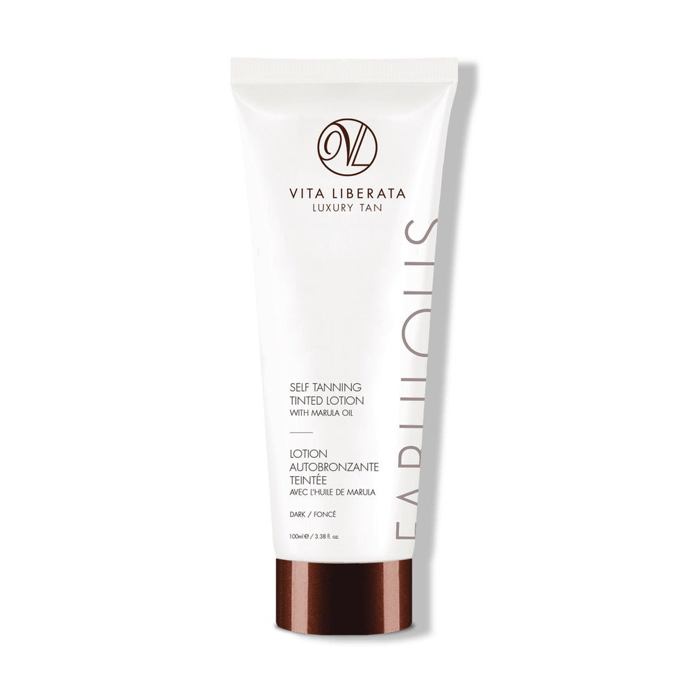 Vita Liberata - Fab Self Tan Tint Lotion Dark 100 ml