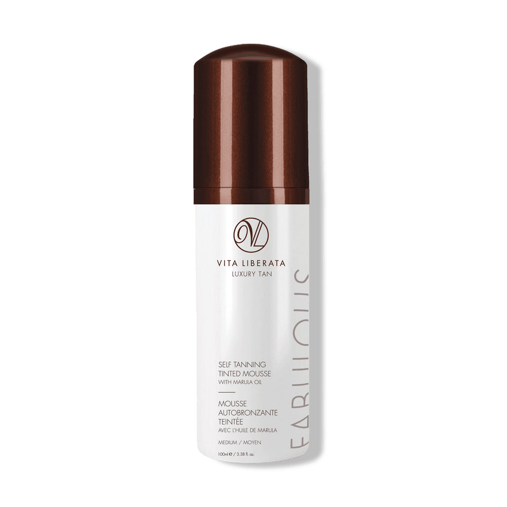 Vita Liberata - Fab Self Tan Mousse Med 100ml