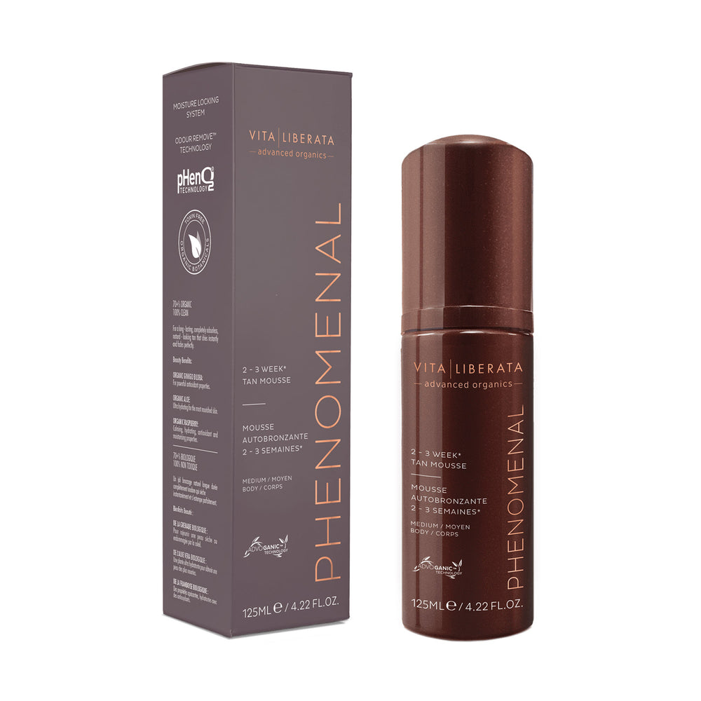 Vita Liberata - Phen 2-3 Week Mousse Med 125ml