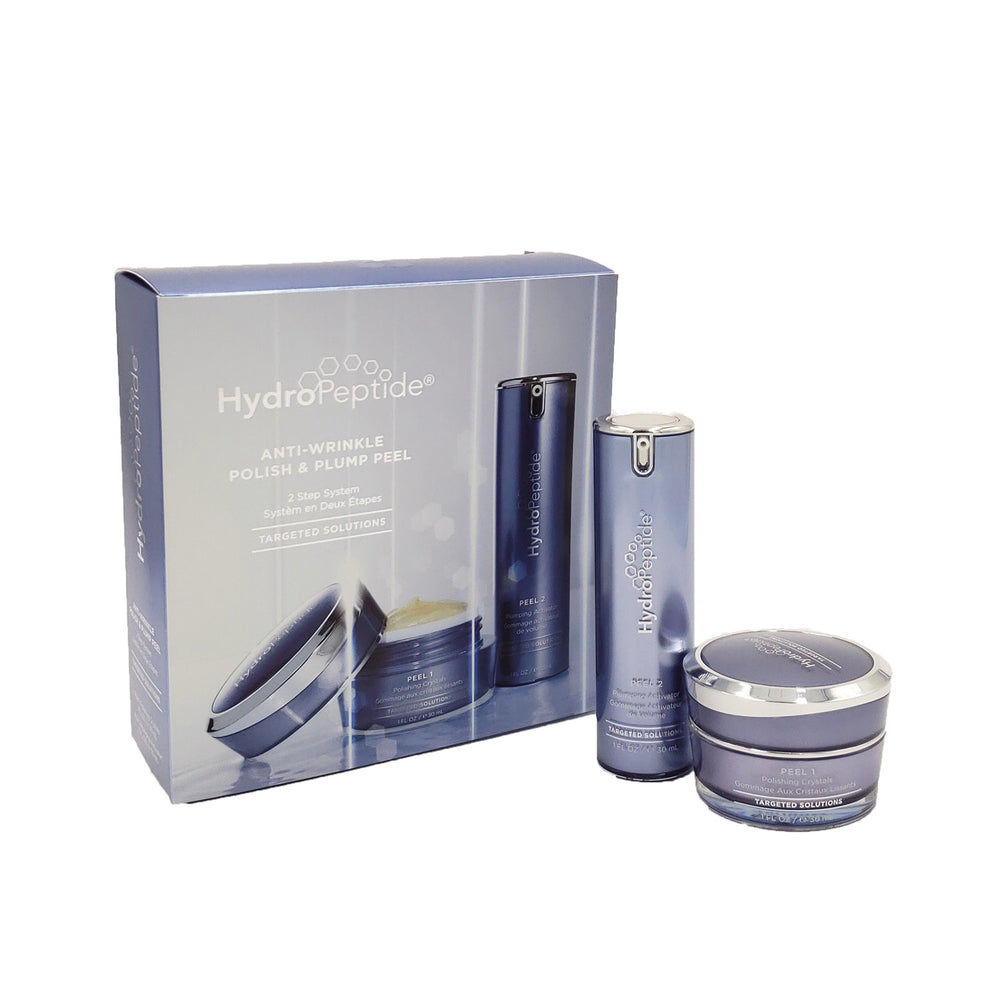 HydroPeptide Polish & Plump Peel (2 Step System)