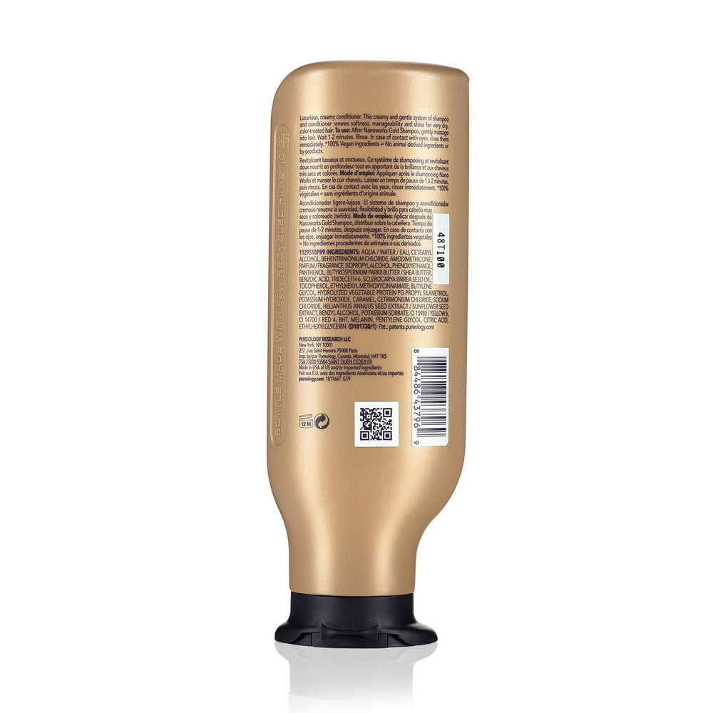 Pureology - Pureology Nanoworks Gold Conditioner 266ml