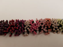 Load image into Gallery viewer, Monet-inspired Glass Bead Bracelet by Ahart's Desire for Shop Small Chicago