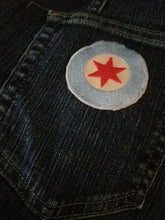 Load image into Gallery viewer, Salvage Denim Full Apron by Shop Small Chicago
