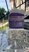 Load image into Gallery viewer, French Lavender Handcrafted Soap by Soap Junkii