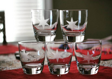 Load image into Gallery viewer, Set of Glass Tumblers by Neighborhood Goodz