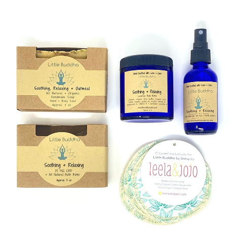 Soothing & Relaxing Gift Set by Little Buddha