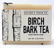 Birch Bark Tea Handcrafted Soap by Nature's Trace