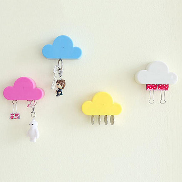 Cloud Magnet Key Holder
