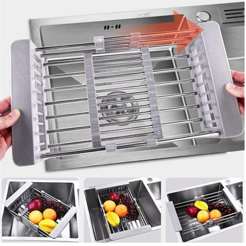 Kitchen Sink Drain Basket