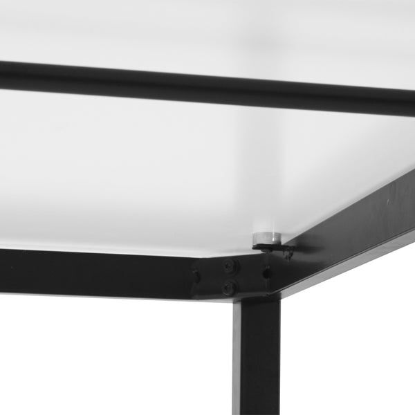 The Lennox Glass Table