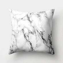 Load image into Gallery viewer, Marble Texture Cushion Case