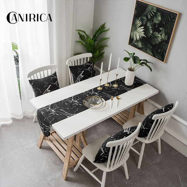 Marble Table Runner