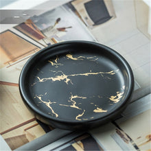 Load image into Gallery viewer, Luxury Ceramic Marble Bathroom Set