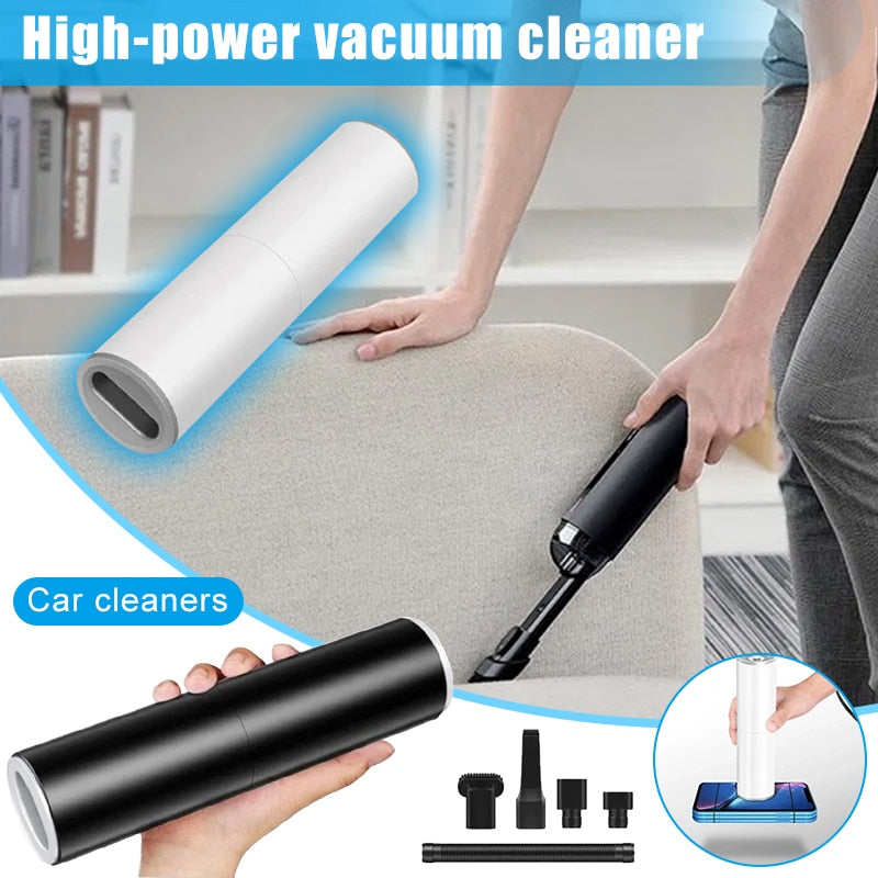 Handheld Auto Mini Vacuum Cleaner