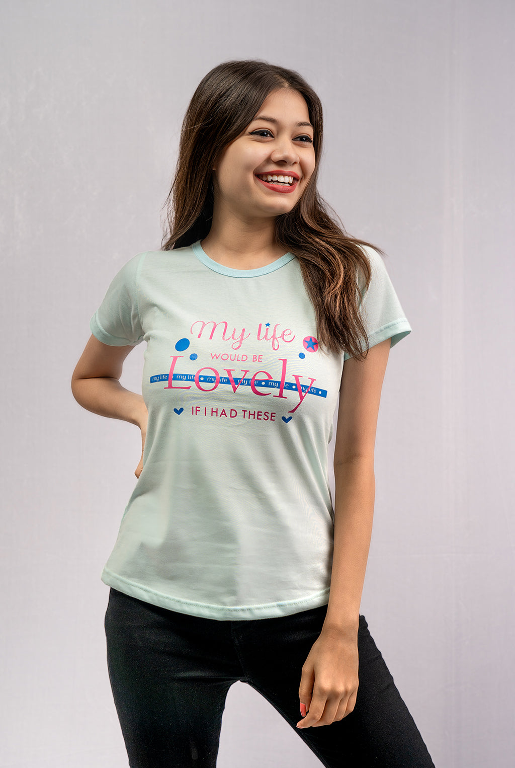 My Life Would Be Lovely T-Shirt
